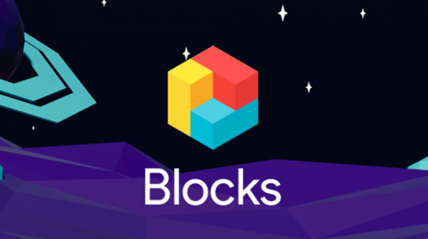 Google Blocks Helps Make 3D Objects for VR Apps