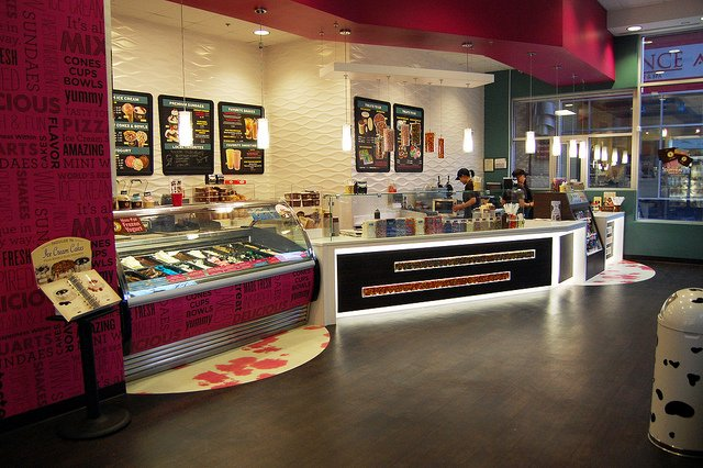 Ice Cream Franchise List - Marble Slab Creamery