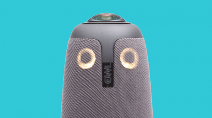 The Meeting Owl Video Conferencing Device Makes Remote Workers Part of the Team -- But It's Pricey