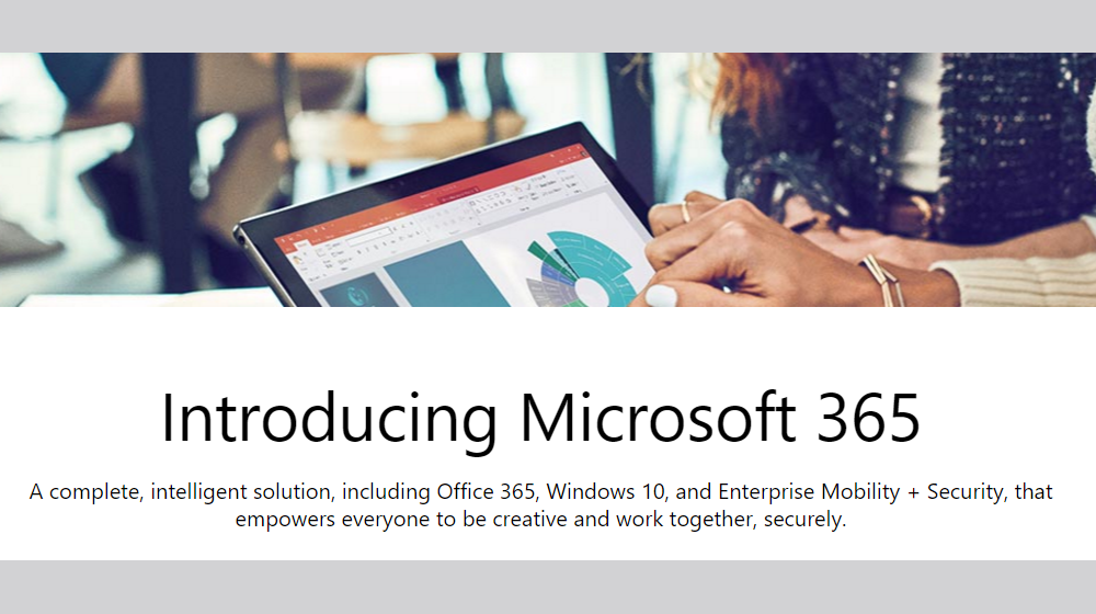 microsoft 365 shows growing commitment to small businesses