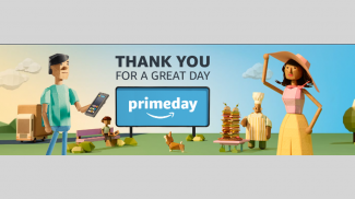 Small Businesses Win Big with Prime Day 2017 Sales