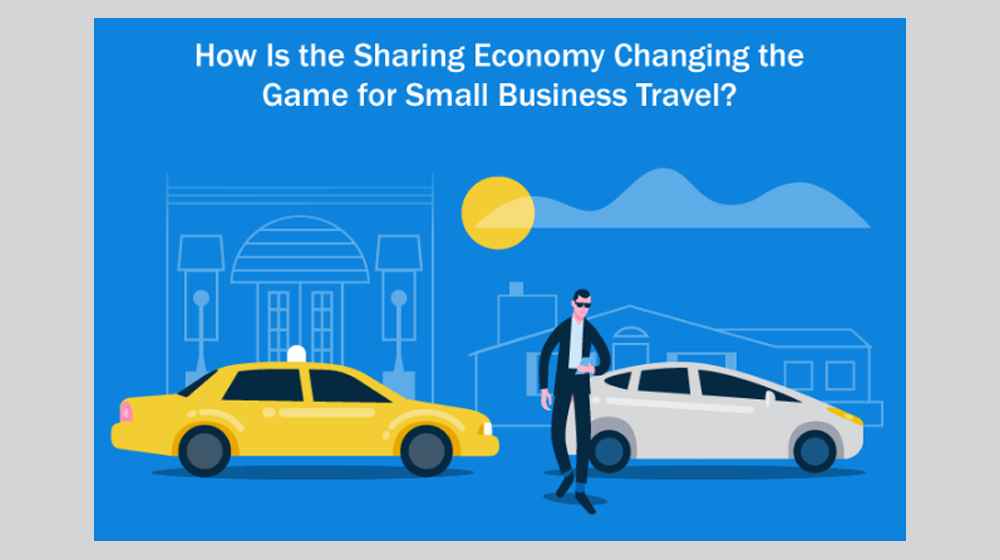 Numbers Show Small Business Travelers Prefer Uber to Taxis (Infographic)
