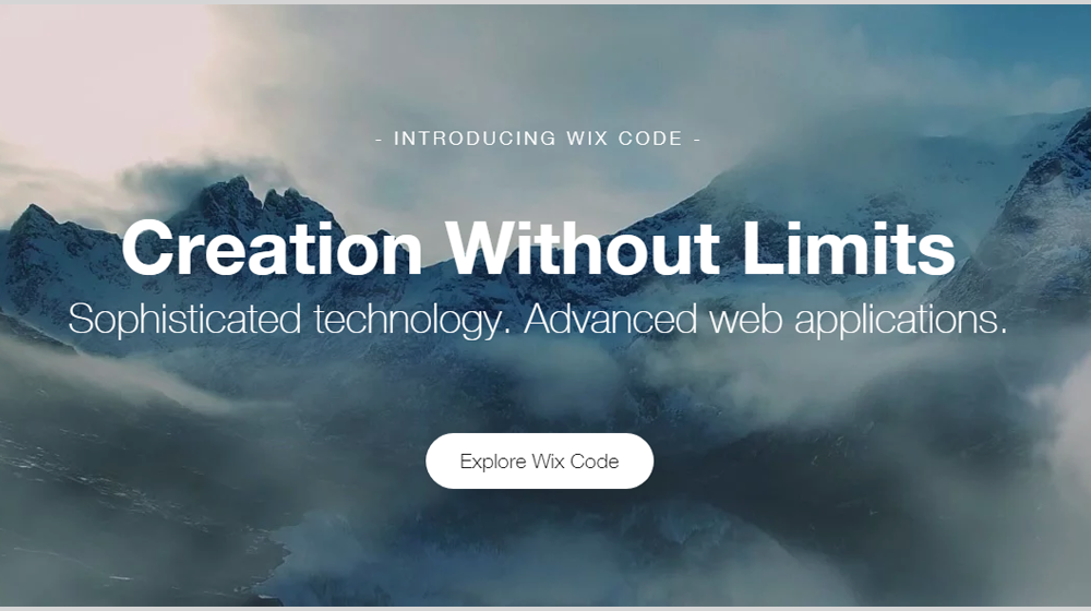 Wix Code Released - A New Custom Design Feature for Web Developers
