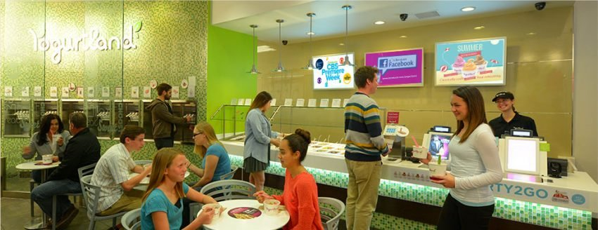 Ice Cream Franchise List - Yogurtland