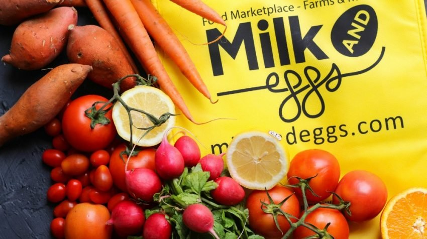 Spotlight: Milk & Eggs Provides an Online Farmers Market in Los Angeles