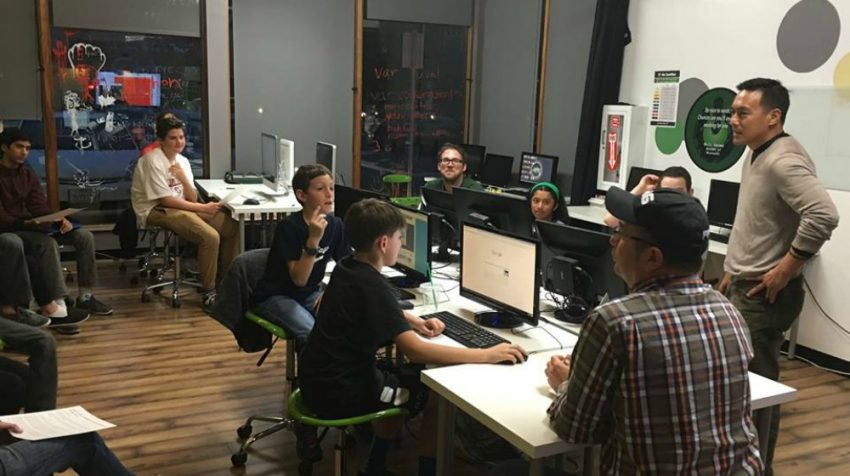 Spotlight: The Coder School Teaches Coding Classes for Kids