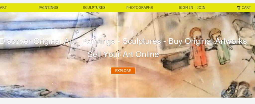 Where to Sell Art Online - AbsoluteArts