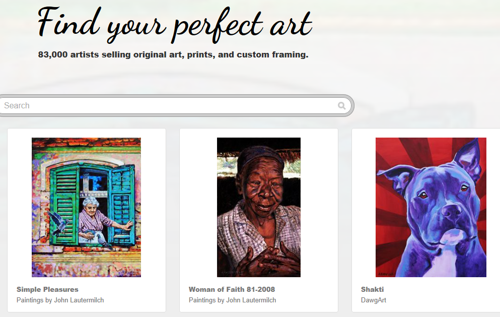 Where to Sell Art Online - ArtPal