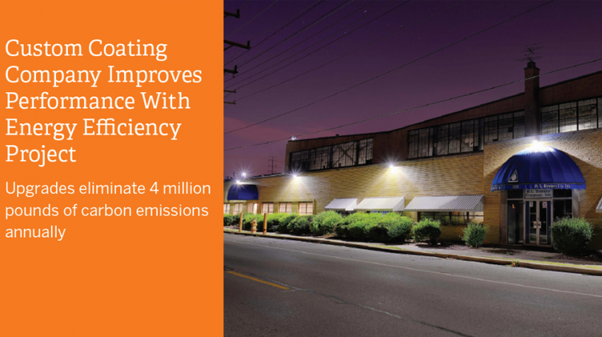See the Surprisingly Painless Way One Company Reduced Energy Costs