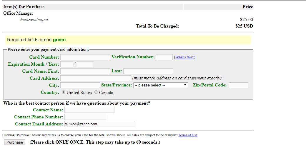 How to Post a Job on Craigslist