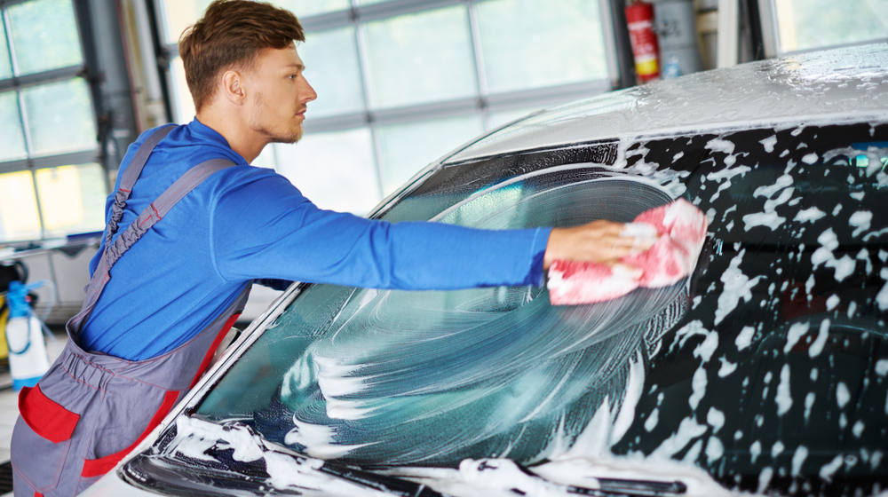 50 Cash Businesses to Consider - Auto Detailing