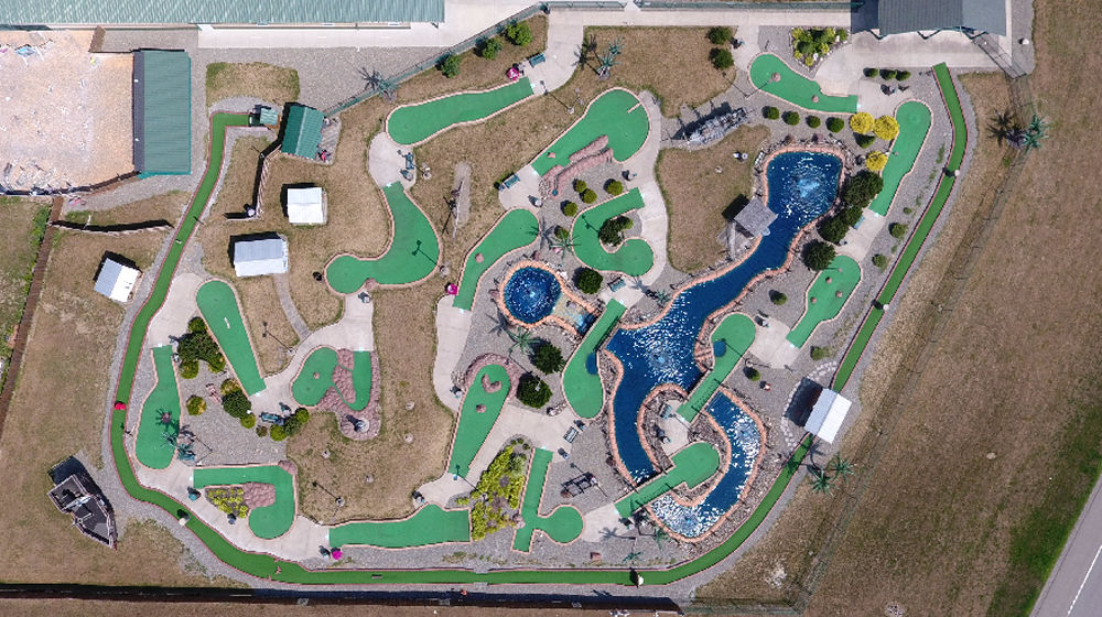 Small Business Guinness World Record Inspiration - Longest Miniature Golf Hole