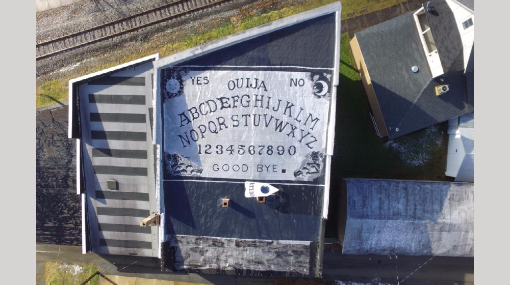 Small Business Guinness World Record Inspiration - Largest Ouija Board