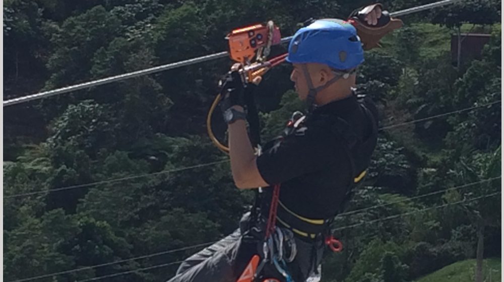 Small Business Guinness World Record Inspiration - Longest Zip Wire