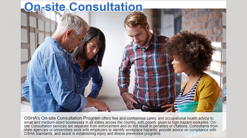 What is the OSHA On-Site Consultation Program? Is Your Small Business Eligible?