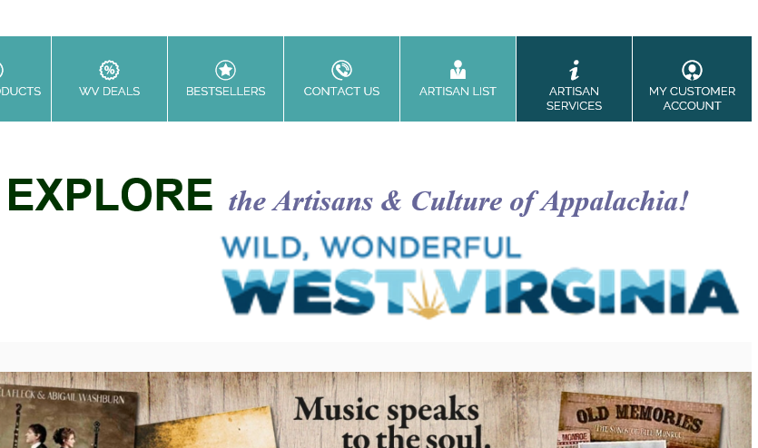 Where to Sell Art Online - Our West Virginia