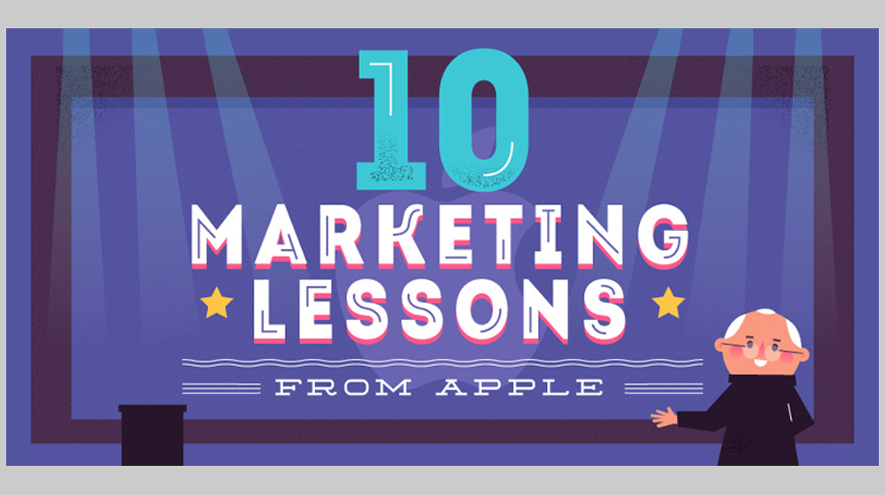 10 Things Your Small Business Can Learn About Marketing from Apple (INFOGRAPHIC) - Small Business Trends