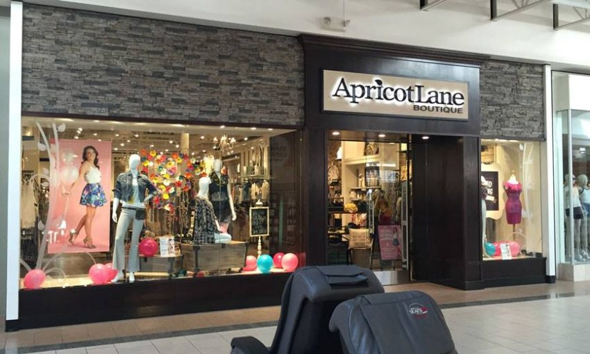 Apricot lane clothing store