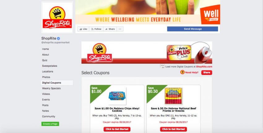 25 Social Media Campaign Ideas Your Small Business Could Try - Digital Coupons
