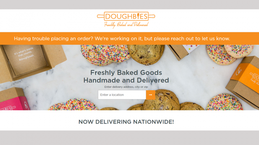 Doughbies Demonstrates the Opportunities in On Demand Services and Products