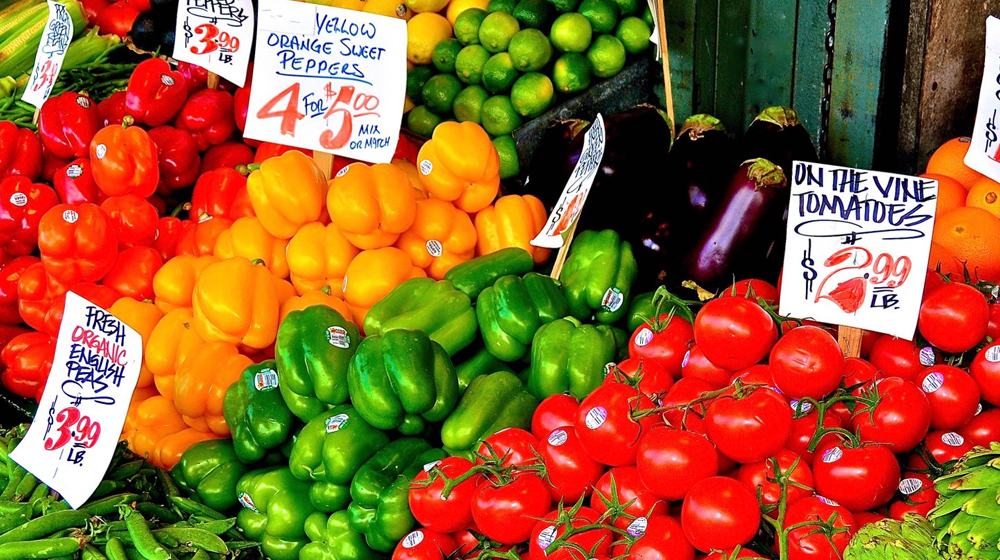 Celebrate and Buy at National Farmers Market Week Aug 6 to 12