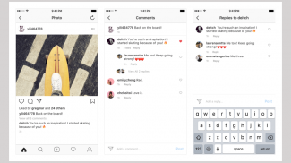 Instagram Comment Threads Organize Conversations
