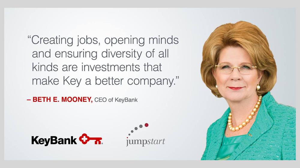 KeyBank Foundation and JumpStart Partner to Help Entrepreneurs