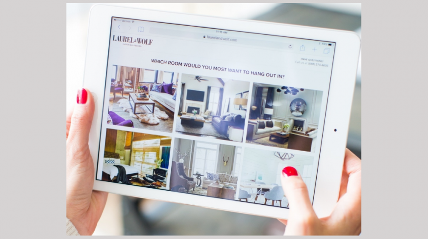 Laurel and Wolf Introduces Crowdsourced Interior Design
