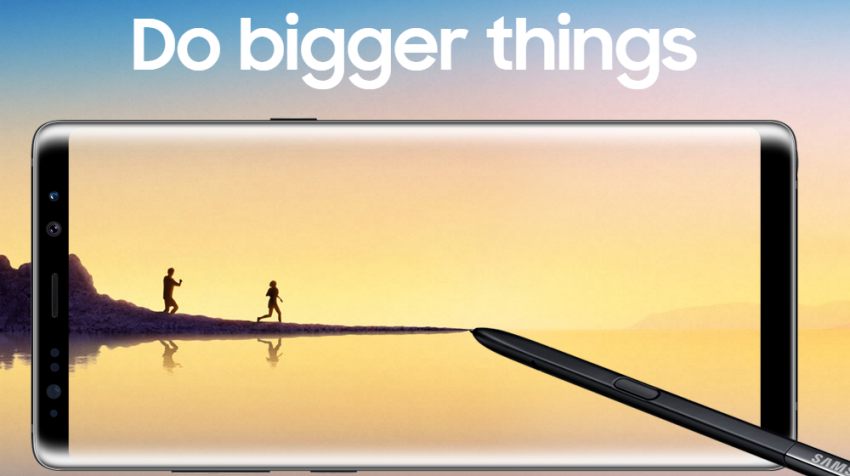 Samsung Galaxy Note 8, Android Oreo Make Small Business Headlines This Week