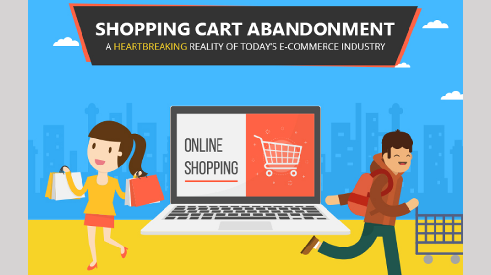 Slow Sites and Extra Fees Responsible for Majority of Shopping Cart Abandonment Reasons (INFOGRAPHIC)