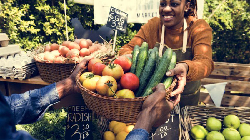 5 Farmers Market Tips to Capitalize on National Farmers Market Week