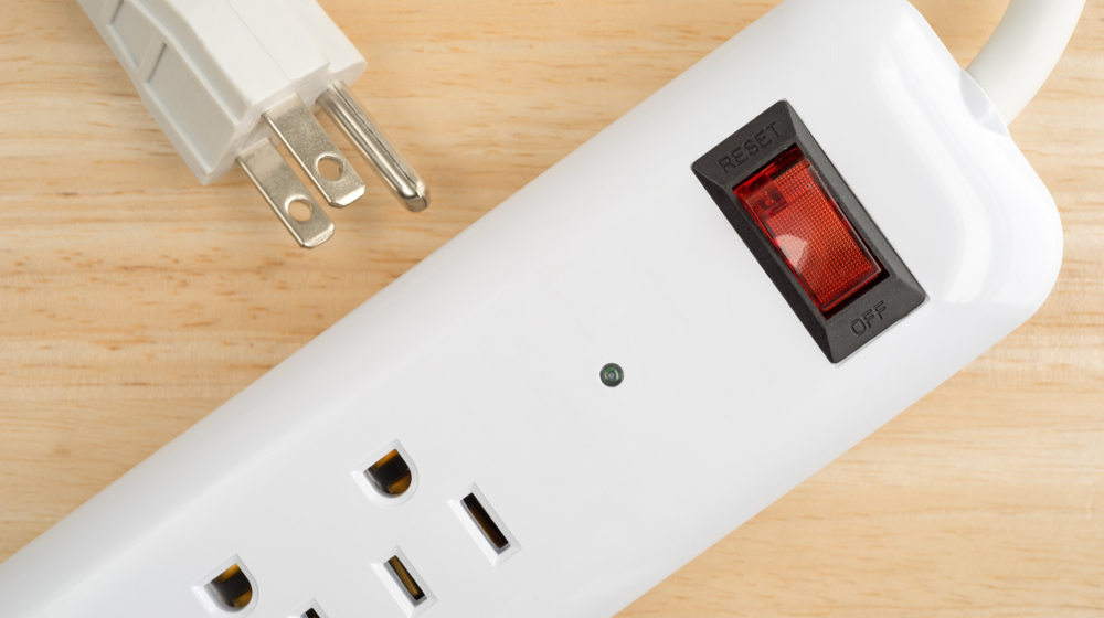 28 Home Office Technology Upgrades - Surge Protector