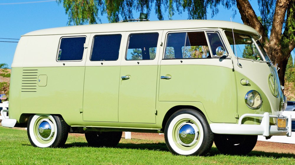 Volkswagen Uses Power of Nostalgic Products in Microbus Re-Release