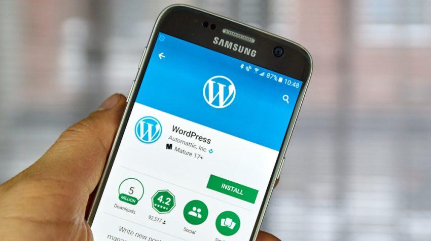 August 2017 WordPress Maintenance Release