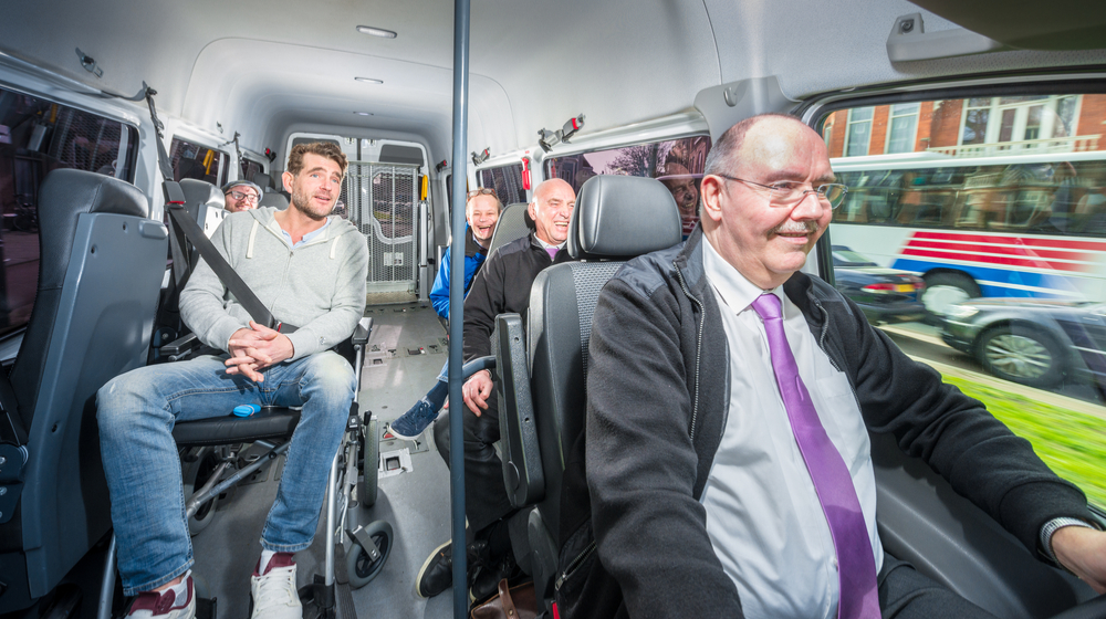 30 CDL Business Ideas - Chartering Buses for Big Companies