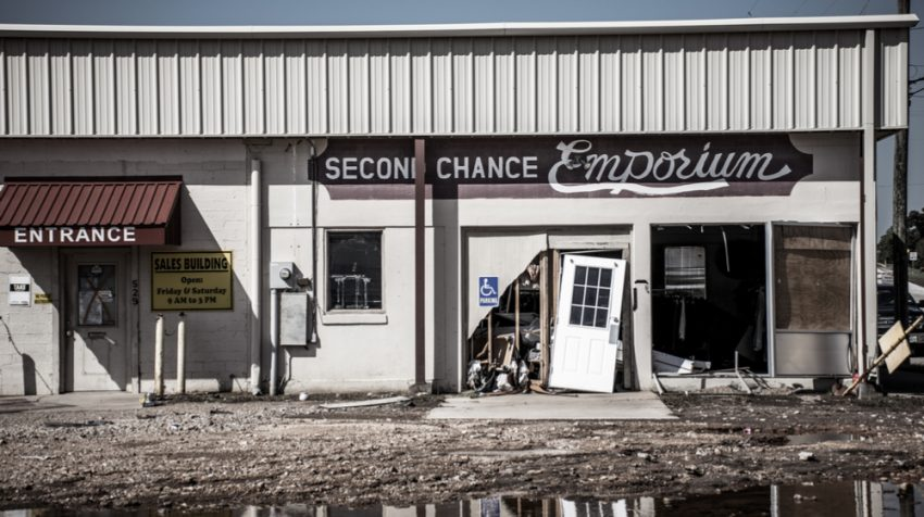 Small Business Survival After a Disaster