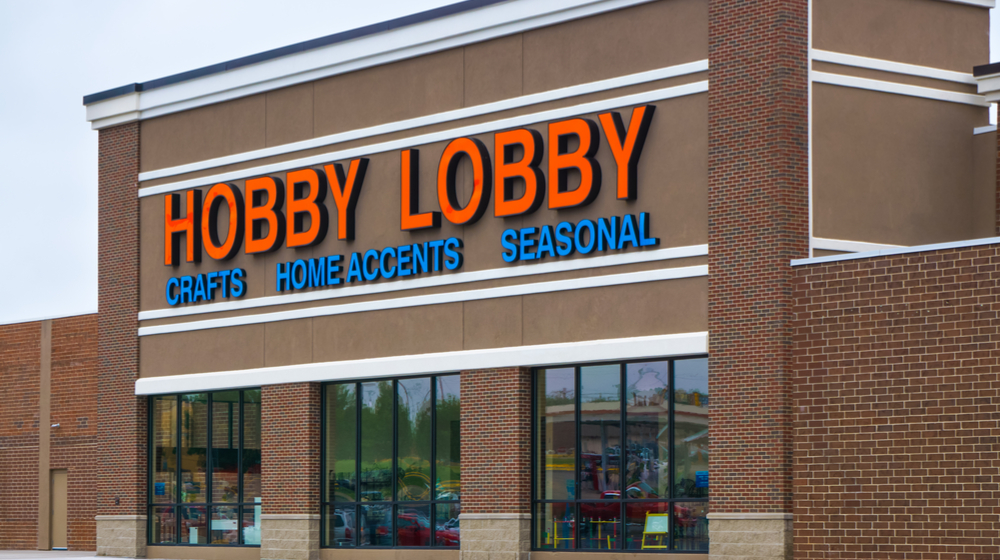 Hobby Lobby Marketing Controversy Shows ANYTHING Can Cause a Crisis for Your Brand