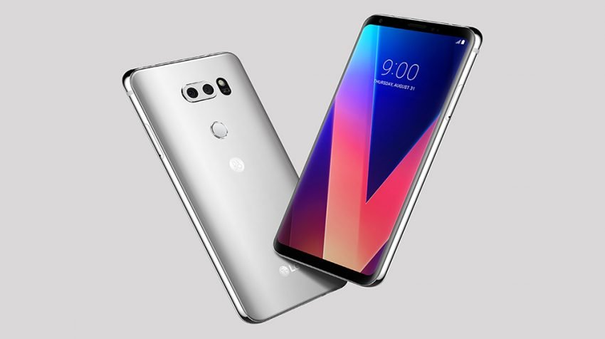 LG V30 Smartphone Focuses on Video