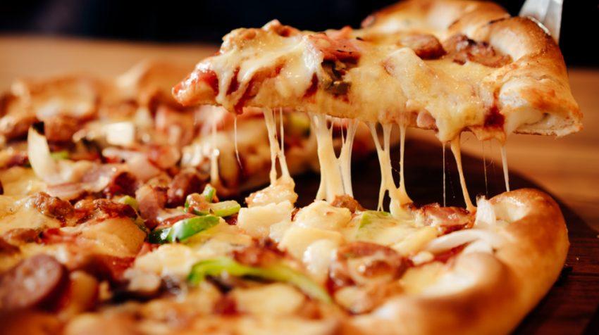Pizza Shop Runs Unique Loyalty Program -- Get Ink, Get Free Pizza