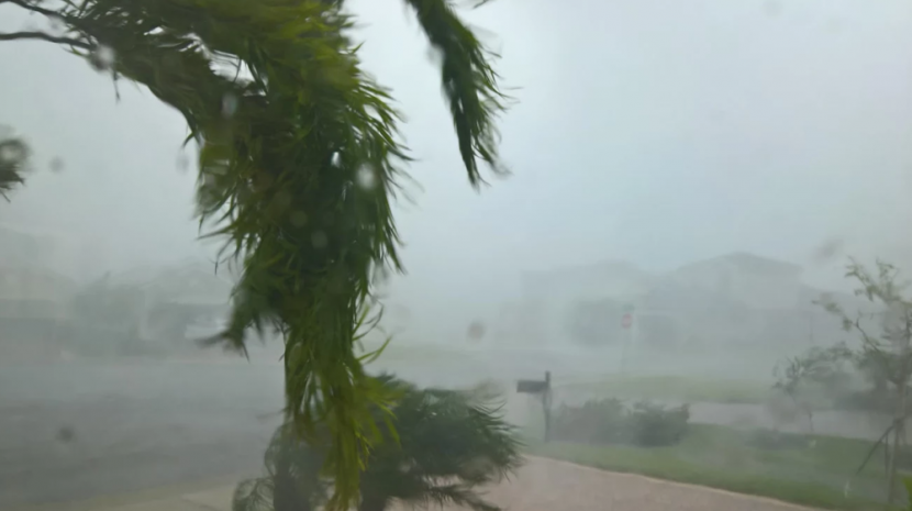 Hurricane recovery contemplated by one small business owner after Irma