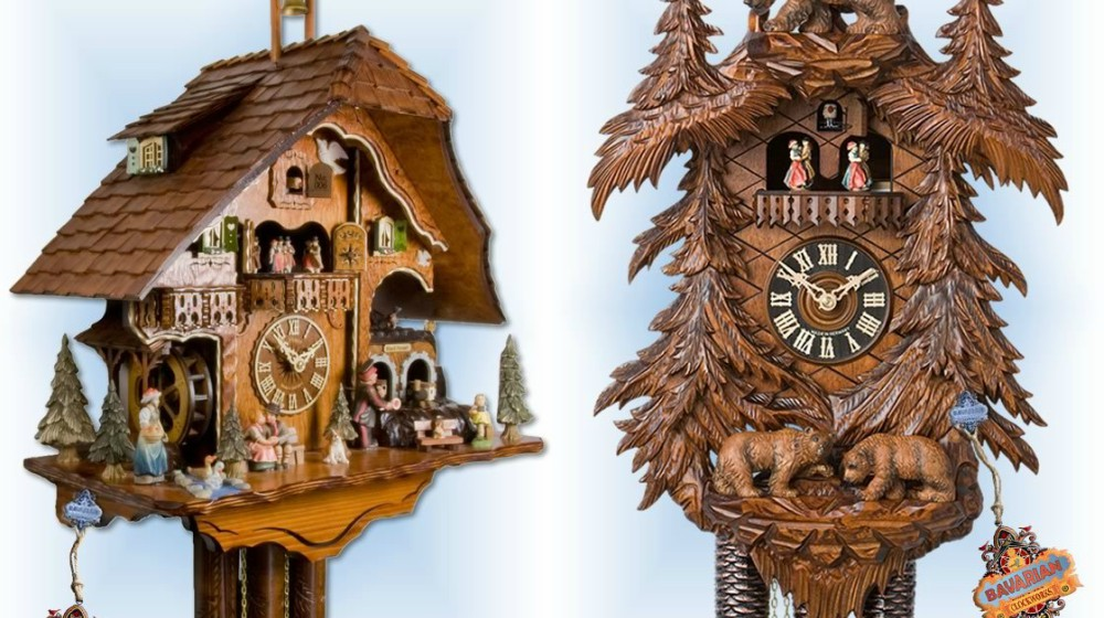 Spotlight: Bavarian Clockworks Cuckoo Clock Business Provides Unique Cuckoo Clocks