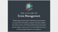 4 Steps to Manage an Online Reputation Crisis Plaguing Your Small Business