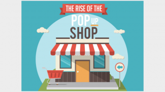 The Rise of the Pop-Up Store (INFOGRAPHIC)
