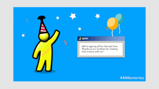 A Final Good-bye -- AIM Will Shut Down After 20 Years
