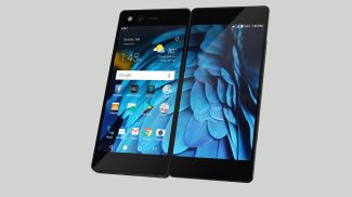 Check Out the New ZTE Axon M Dual Screen Smartphone