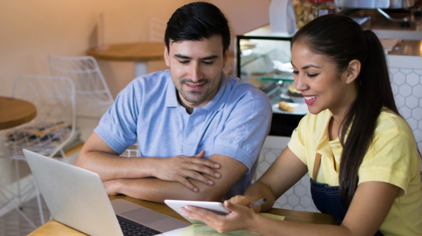 2017 Biz2Credit Latino Small Business Credit Study: Latino Owned Small Businesses See Revenues Up 26% But Credit Scores Falling