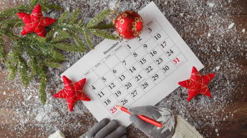 Key Retail Holiday Season Dates For 2017