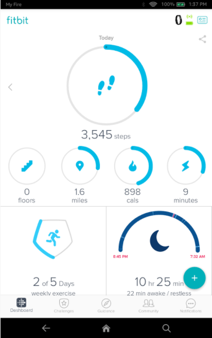 24 of the Best Health and Fitness Apps to Use when Running a Small Business - FitBit