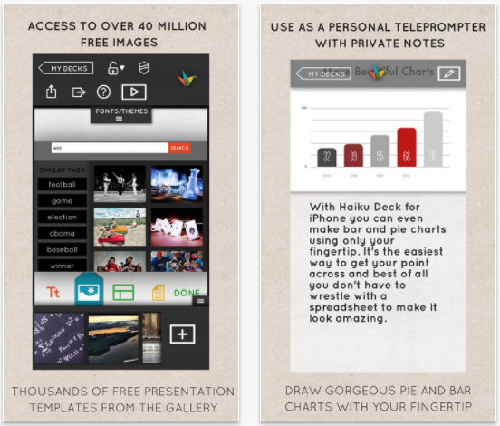 10 of the Best Presentation Apps for Your Smartphone - Haiku Deck