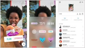 Get Quick Feedback on Stories with New Instagram Polls Features